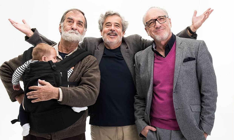 Un debut, una reivindicación y muchas risas, los motivos por los que no puedes perderte 'Abuelos'