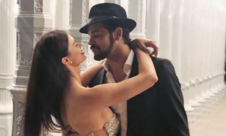 La novia de Eduardo Cruz muestra las primeras imágenes de su hijo