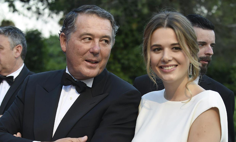La felicidad de José María Michavila al hablar de la boda de su hija Irene