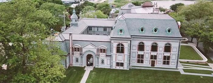 El castillo donde Jennifer Lawrence dara el 'sí, quiero'