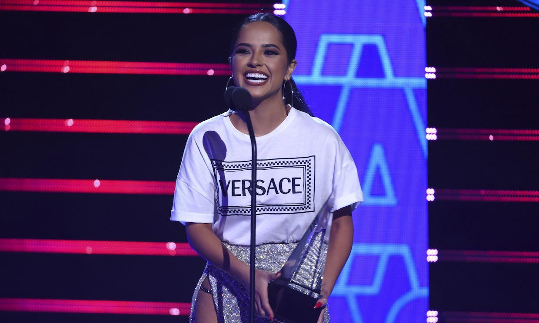 La gran noche de Becky G, triunfadora femenina en los Latin American Music Awards