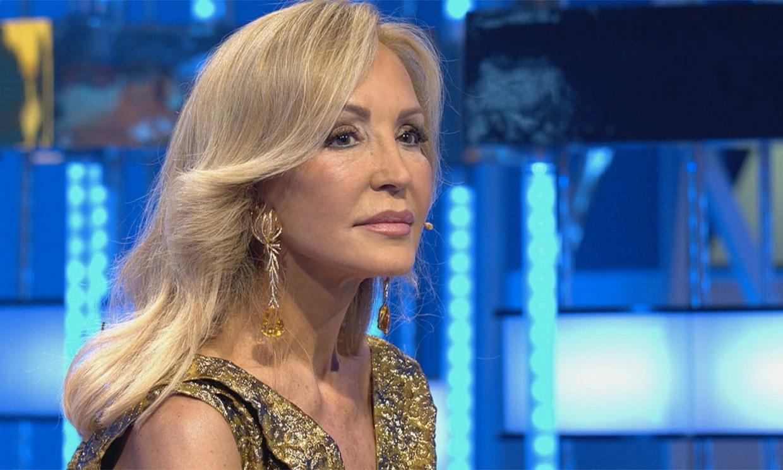 Carmen Lomana se reencuentra con su primer amor en 'Volverte a ver'