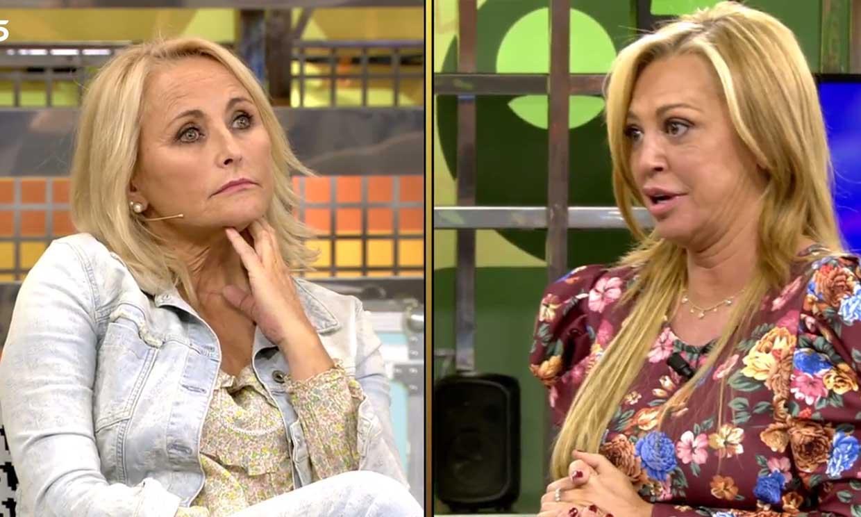 Lucía Pariente, madre de Alba,y Belén Esteban protagonizan el enfrentamiento más fuerte de 'GH VIP 7'