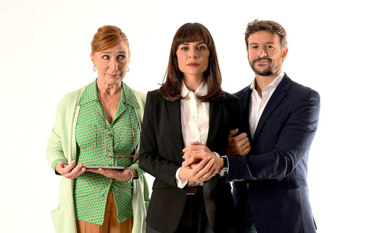 Miren Ibarguren protagonizará 'Supernormal', la nueva serie de Emilio Martínez-Lázaro