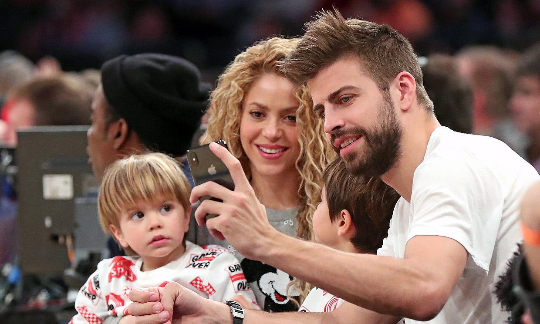 ¡Qué tierno! Así llama Shakira cariñosamente a su hijo Sasha