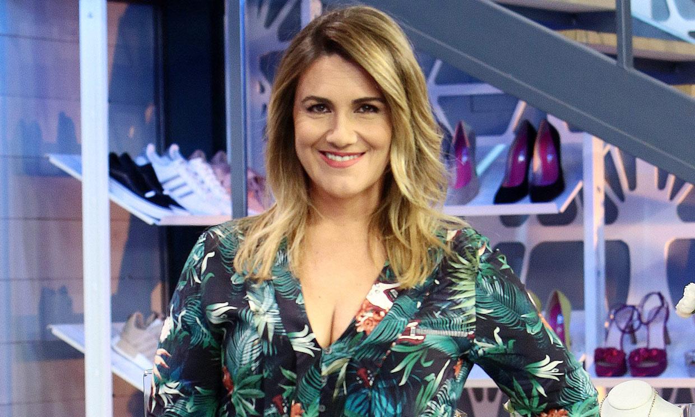 Carlota Corredera anuncia emocionada el lanzamiento de su nuevo libro