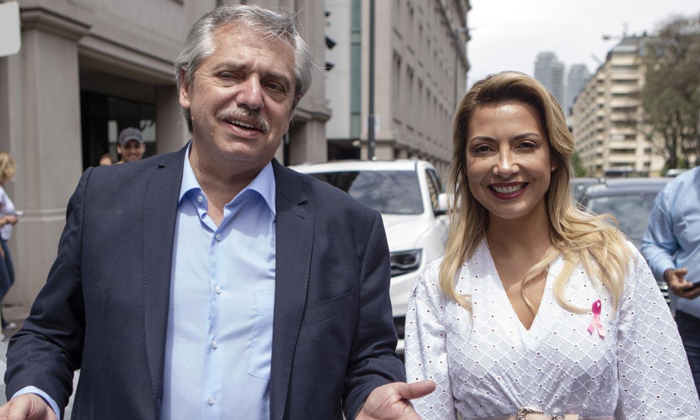 As U00ed Es La Familia De Alberto Fern U00e1ndez Nuevo Presidente