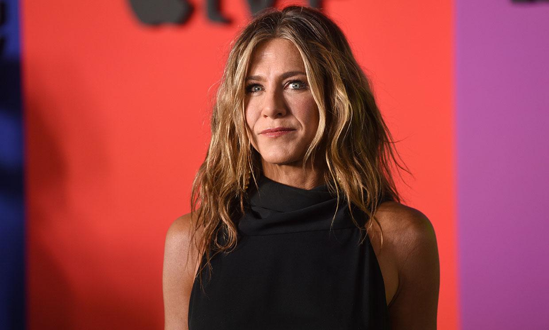 Jennifer Aniston revela el verdadero motivo de su encuentro con los chicos de 'Friends'