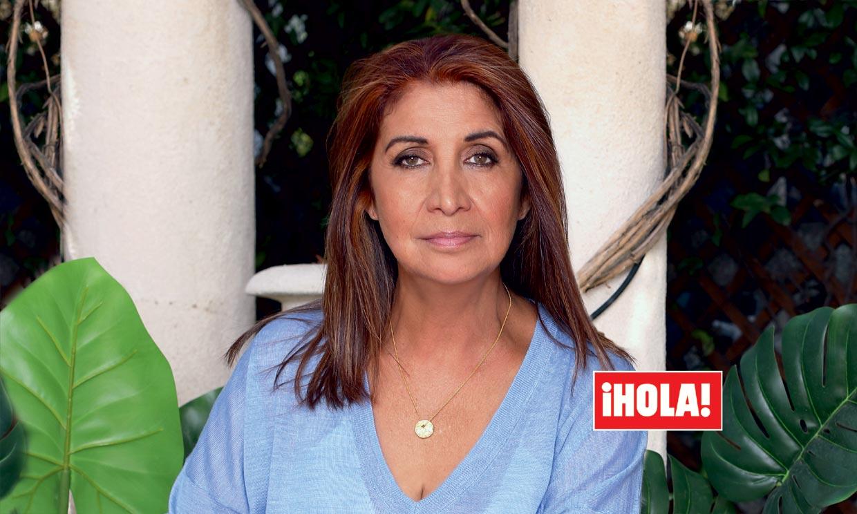 Exclusiva en ¡HOLA!: Lourdes Ornelas, madre del hijo de Camilo Sesto,rompe su silencio