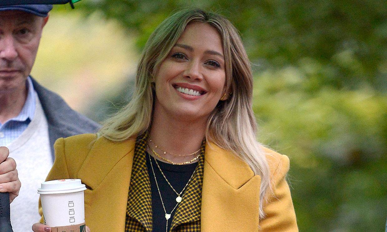 Hilary Duff enamora a los fans de 'Lizzie McGuire' con la primera imagen de la secuela