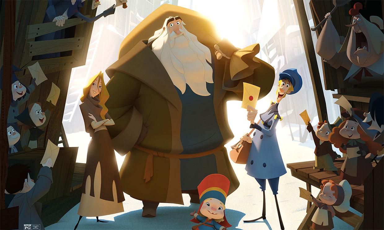 Navidad con Ñ en 'La Leyenda de Klaus', primera película animada española de Netflix