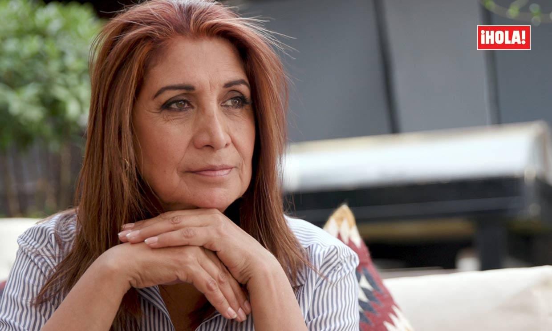 En ¡HOLA!: Lourdes Ornelas recuerda su relación con Camilo Sesto