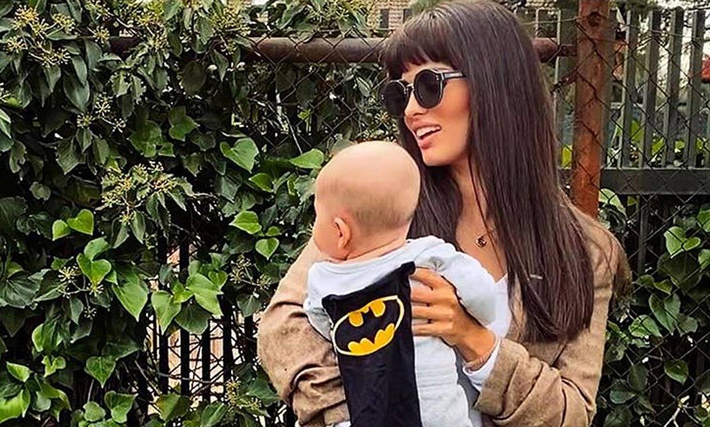 Sara Sálamo muestra el 'making of' del Batman más adorable