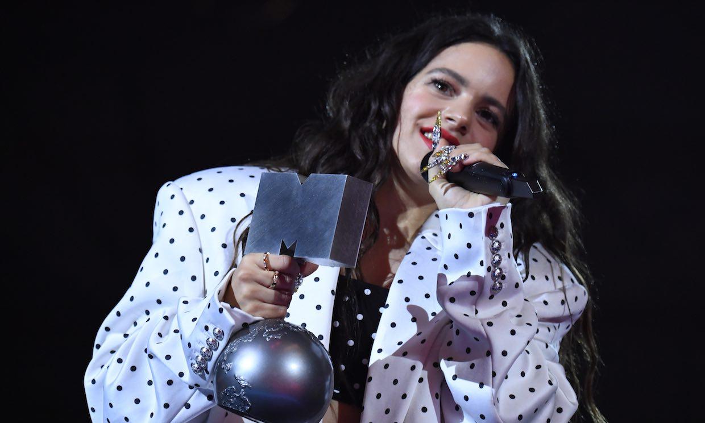 Rosalía y Becky G, las reinas de unos MTV EMAs con acento muy español