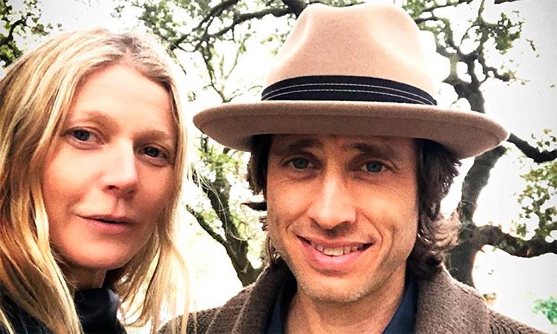 Gwyneth Paltrow y Brad Falchuk, de excursión con sus hijos tras ser desalojados de su casa por los incendios