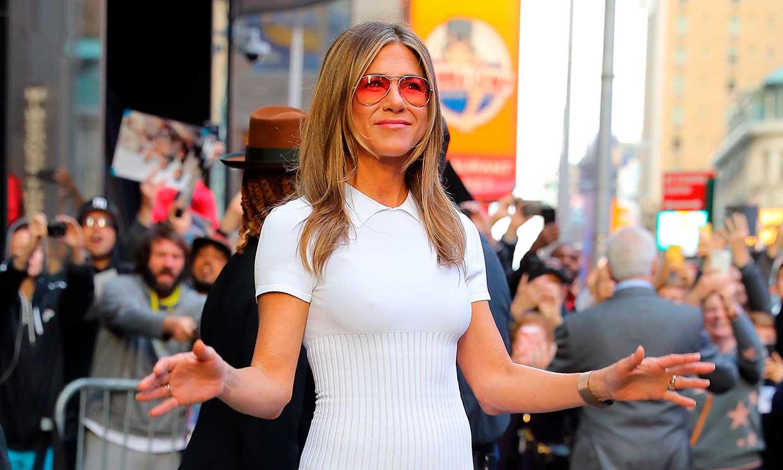 Jennifer Aniston confiesa qué elemento 'robó' del set de 'Friends' cuando terminó la serie