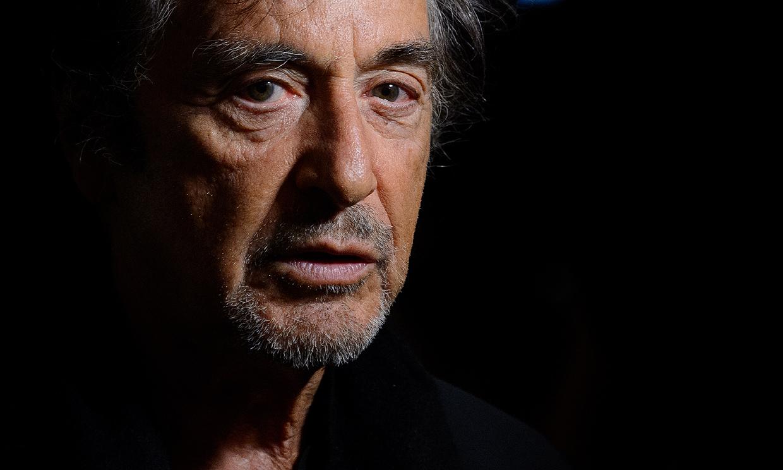 Al Pacino también se suma al 'boom' de las series con 'Hunters'