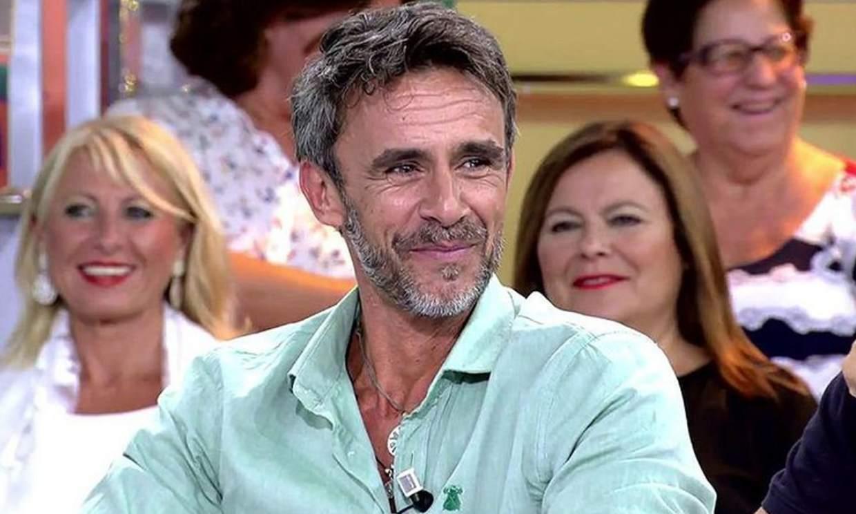 Un emocionado Alonso Caparrós recibe su gran oportunidad en 'Sálvame'