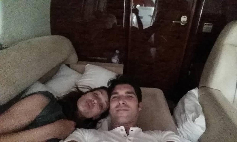 Cayetano Rivera celebra su aniversario con Eva González con una foto muy personal
