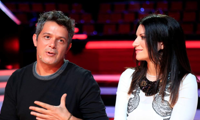 Alejandro Sanz y Laura Pausini, 'coaches' oficiales de la nueva edición de 'La Voz'