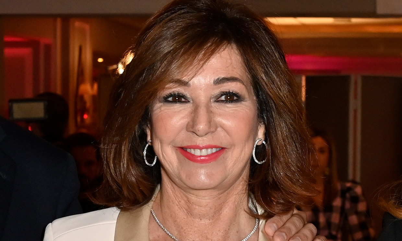 Ana Rosa Quintana confiesa tener sentimientos encontrados ante la marcha de Joaquín Prat