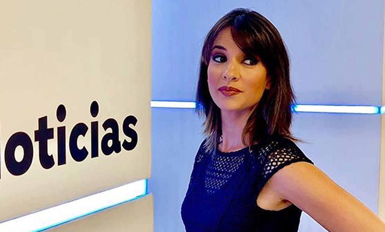 Esther Vaquero, de Antena 3 noticias, ya es mamá de una niña que se llama...