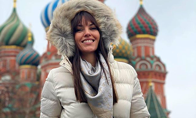 Desde Rusia con amor: Helen Lindes echa de menos a su familia, pero tiene la solución