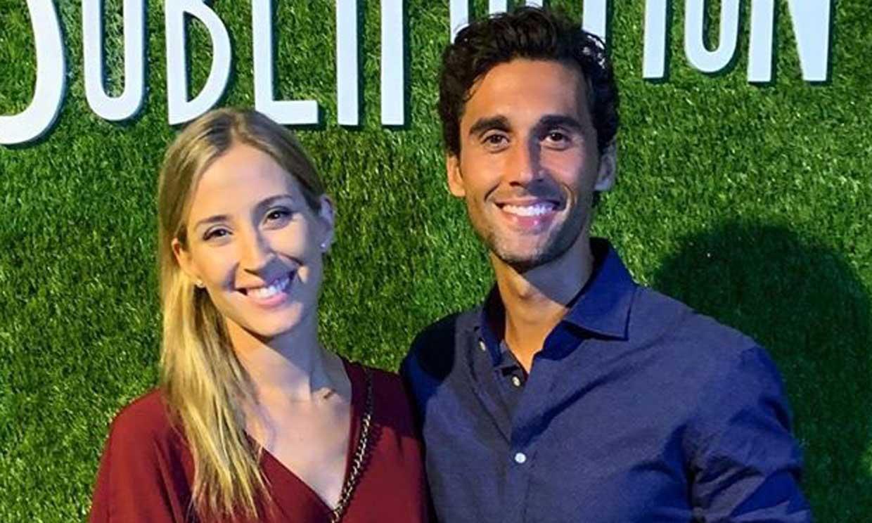 Álvaro Arbeloa y Carlota Ruiz, padres por cuarta vez