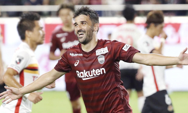 David Villa anuncia su retirada del fútbol profesional