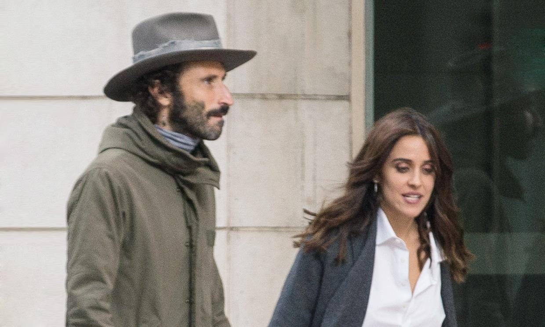 Macarena García y Leiva: cinco años juntos y tan enamorados como el primer día