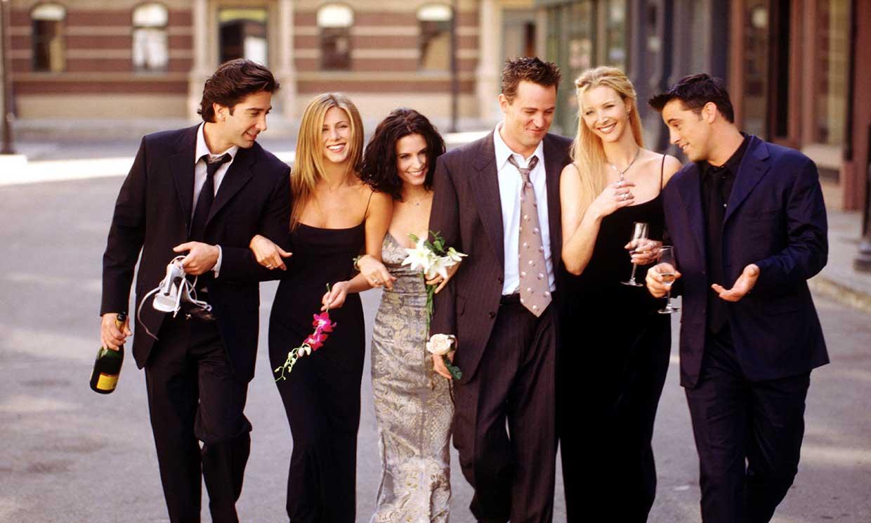 ¡Por fin! La reunión de los protagonistas de 'Friends' podría ser un hecho