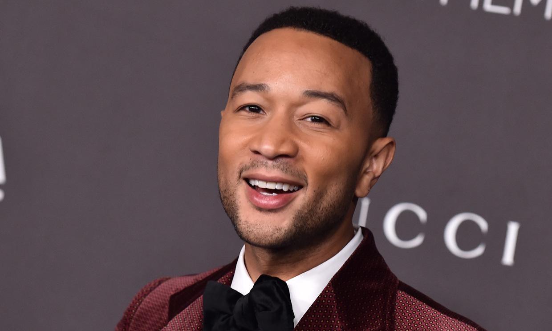 John Legend es 'el hombre más sexy del mundo' según 'People' y Chrissy Teigen ya bromea al respecto