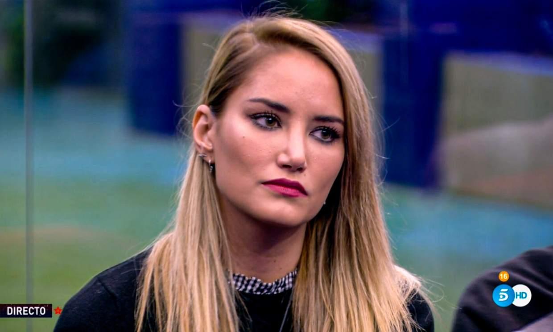 La petición de Alba Carrillo a Santi Burgoa en pleno 'Gran Hermano VIP'