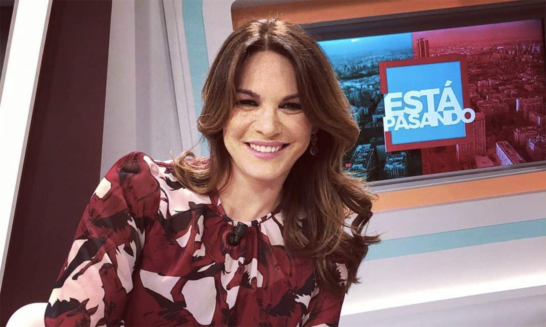 Fabiola Martínez vuelve a la televisión como colaboradora