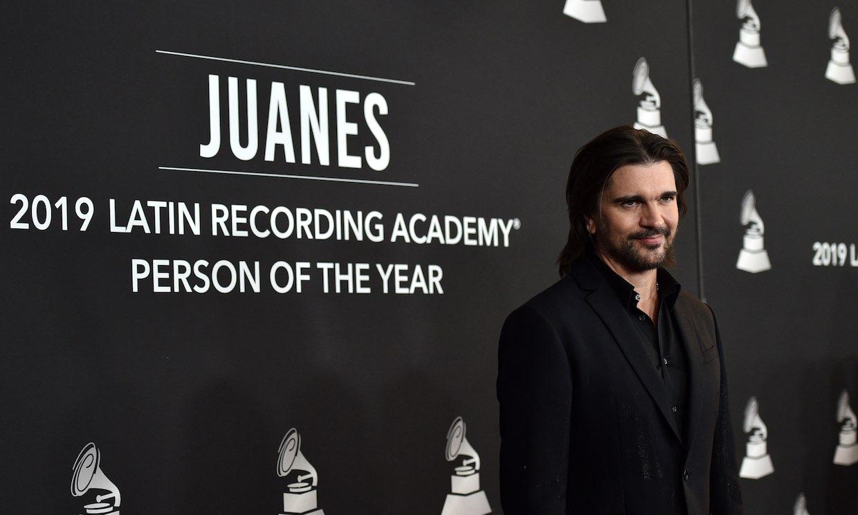¡Música y emoción! Así ha sido la fiesta en honor a Juanes: Persona del Año en los Grammy Latinos 2019