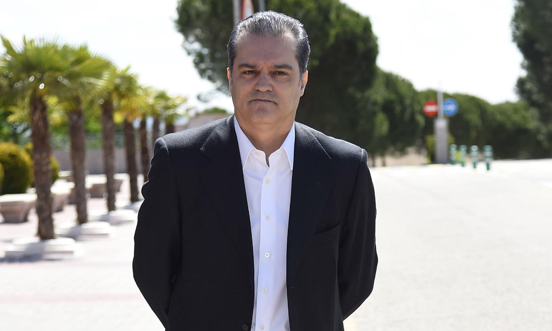 Fallece el padre de Ramón García