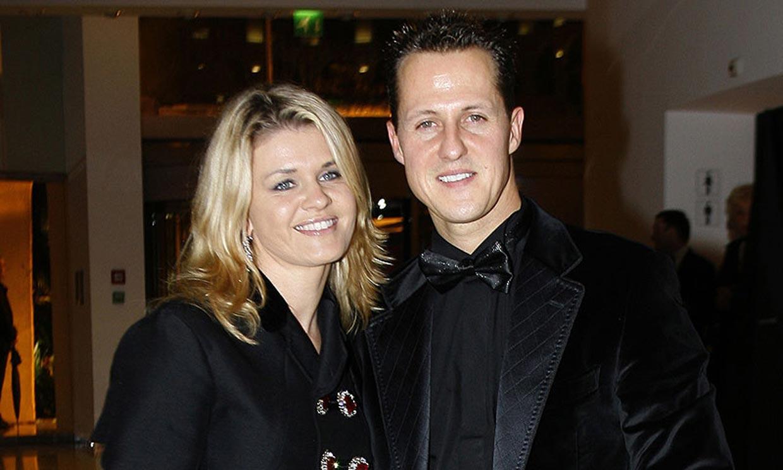 La mujer de Michael Schumacher habla por primera vez sobre su estado
