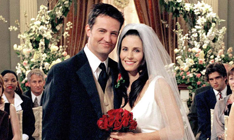 Matthew Perry, Chandler en 'Friends', 'siempre ha estado enamorado' de Courteney Cox