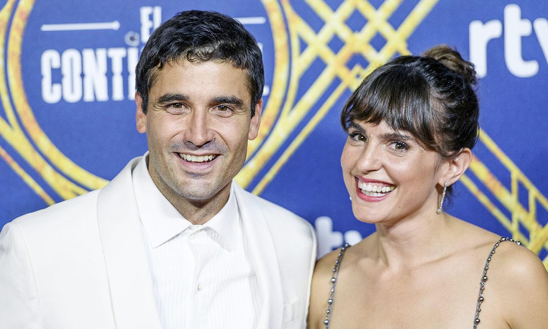 Verónica Echegui declara su amor por Álex García en su 38º cumpleaños