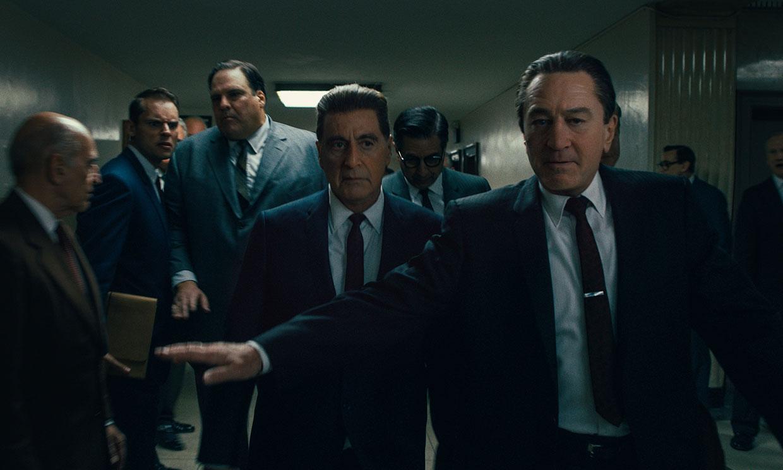 'El Irlandés' llega a la gran pantalla con el ambicioso proyecto de Martin Scorsese para Netflix