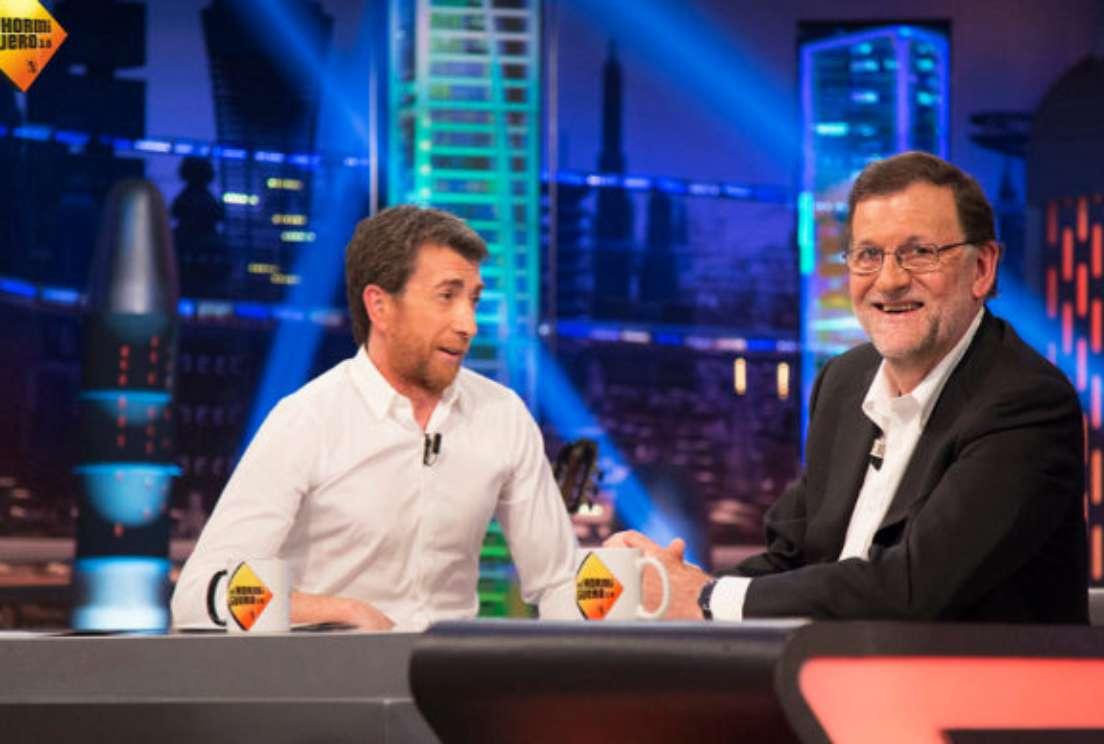 Mariano Rajoy vuelve a 'El Hormiguero'
