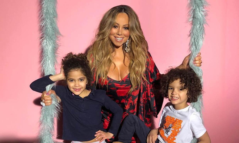 ¡Un milagro antes de Navidad! Mariah Carey hace realidad el sueño de sus hijos Roc y Roe