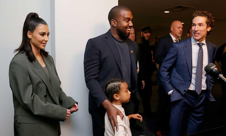 La última imagen de Kim Kardashian y Kanye West que demuestra que la socialité ya no es la misma