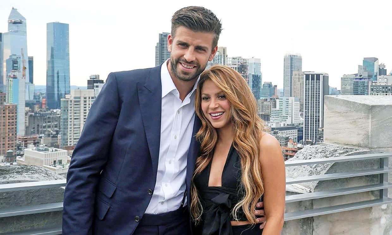 ¡Ganamos! Una emocionada Shakira celebra con Piqué el inicio de la Copa Davis