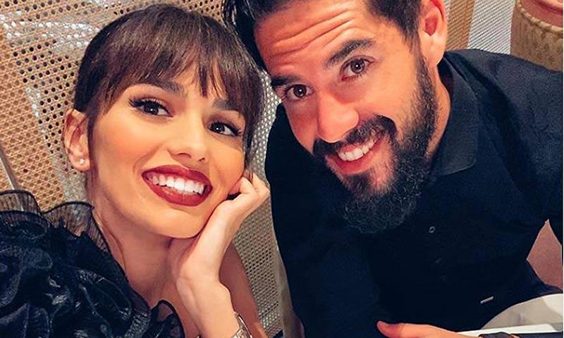 Isco Alarcón muestra su lado más 'dulce' y 'suave' para felicitar a Sara Sálamo por su aniversario