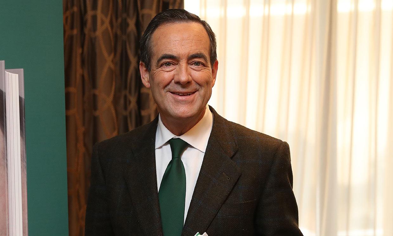 José Bono, 'feliz y encantado' con la próxima boda de su hijo