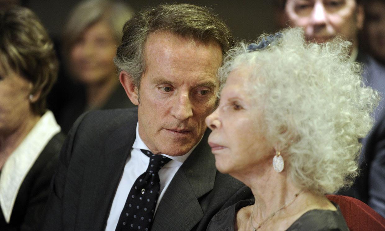 En ¡HOLA!, Alfonso Diez recuerda a Cayetana Fitz James-Stuart en el aniversario de su muerte