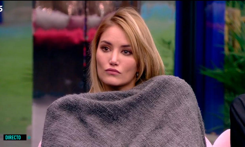 Alba Carrillo a Antonio David Flores: 'Tú sacaste a Fonsi y yo hablo de quien quiero'
