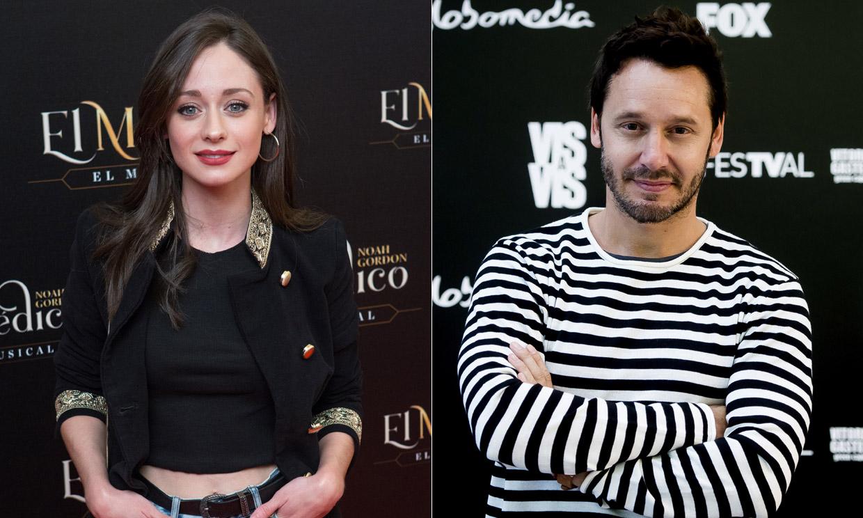 Elena Rivera estalla tras ser relacionada con el actor chileno Benjamín Vicuña