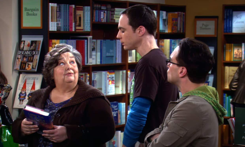 Fallece Jane Galloway, actriz de 'Glee' y 'The Big Bang Theory'